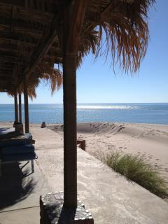 Baja beachfront bungalow-your paradise awaits you! - Image 1 - San Felipe - rentals