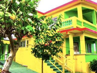 Vieques: Casa del Parque - Isla de Vieques vacation rentals
