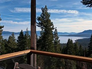 Spectacular Lake Views at this Tahoe City 4BR w/ Hot Tub and Tahoe Park HOA - Tahoe Pines vacation rentals