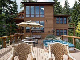 Eagles Nest - 5 BR w. Stunning Views, Hot tub & Pool Table - $100 OFF in MAY! - Alpine Meadows vacation rentals