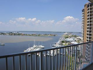 12th flr South Harbour 2 bdr - beautifully-decorated - Pensacola Beach vacation rentals