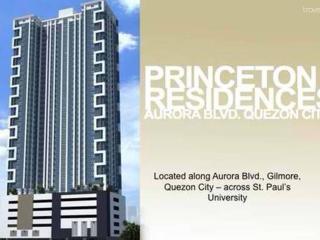 Princeton Condo Luxe Studio unit for rent - Manila vacation rentals