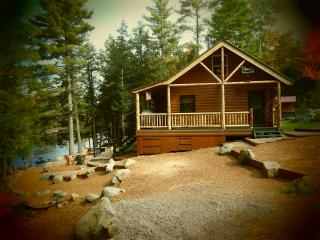 Adirondack Riverfront Cabin - Star Lake vacation rentals