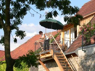 Vacation Apartment in Volkach - 431 sqft, sunny, quiet, beautiful (# 1379) - Volkach vacation rentals