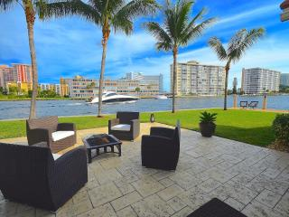 New 5 Star Intracoastal Heated Pool Masterpiece! - Pompano Beach vacation rentals