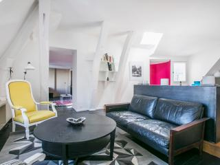 The heart and soul of Paris in Saint-Germain-des-Près - Ile-de-France (Paris Region) vacation rentals