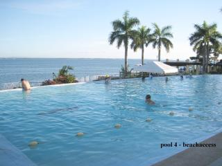 new Lux. 2BR condo-seaview -Beachaccess + 4 pools - Lapu Lapu vacation rentals