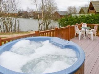 40 Duck Lake, Fishing Lodge with Hot Tub - Tattershall vacation rentals