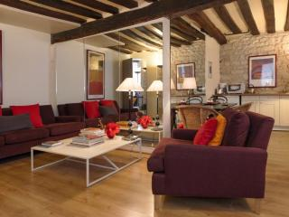 944 One bedroom   Paris Saint Germain des Pres district - Ile-de-France (Paris Region) vacation rentals