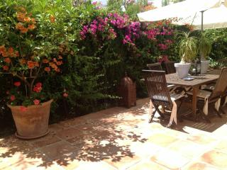 Magical 2 bed 2 bath garden apt - Alcaudete vacation rentals