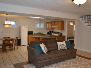 Spacious Basement Apartment for Short Term Rental - Bedford vacation rentals