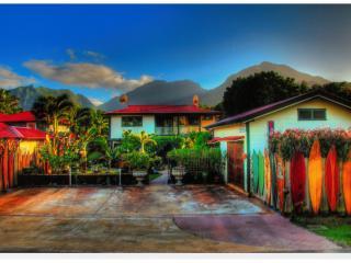Hanalei Surfboard House TVNC-5115 - Hanalei vacation rentals