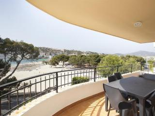 Apartment In Front Of The Beach, Amazing Sea Views - Santa Ponsa vacation rentals