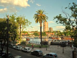 City Ap. in front of the river - Tigre vacation rentals