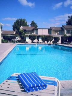 Refreshing and relaxing swimming pool. - Gorgeous Anaheim Hills Hideout Near Disneyland - Anaheim Hills - rentals
