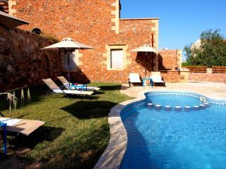 Villa Theodoros traditional cottage shared pool - Astratigos vacation rentals