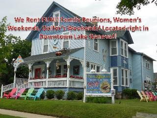 Nautical Vacation Rental Homes of Lake Geneva!! - Silver Lake vacation rentals