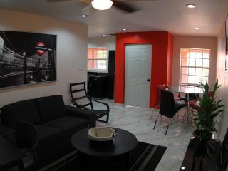 Modern 1 Bed Apartment on Canal - Ladyville vacation rentals