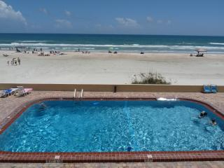 Spectacular Daytona Beach Oceanfront Balcony Views - Daytona Beach vacation rentals