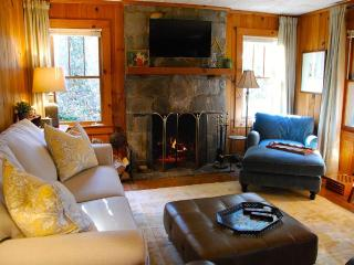 Moonshine Creek Cabin - Sapphire vacation rentals