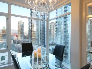 Downtown's Beautiful & Modern Corner Suite 2BD - Vancouver Coast vacation rentals