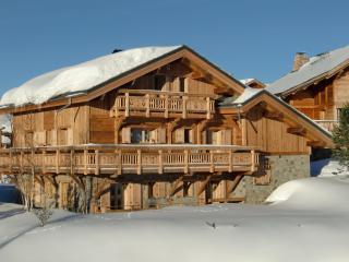 Les Carines Exclusive 5 Stars Chalet - Alpe d'Huez - L'Alpe-d'Huez vacation rentals