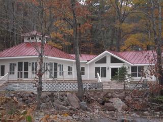 Catskill Mountain Retreat On Stream - Catskills vacation rentals