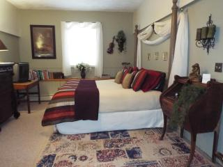 The Homestead - Private Suite,Cornell,Ithaca, B&B - Brooktondale vacation rentals