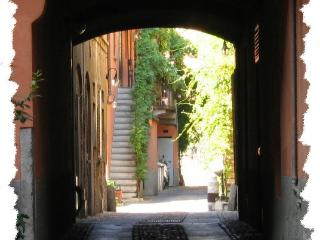 Romantic loft in old style Milano courtyard - Milan vacation rentals