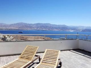 Stunning penthouse overlooking the Red Sea - Eilat vacation rentals