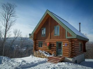 Scandinavian Log Cabin - Quebec vacation rentals