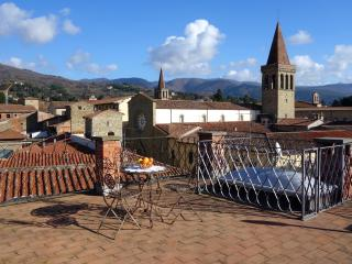 Sleeping in a medioeval 13th. century Tower - Sansepolcro vacation rentals