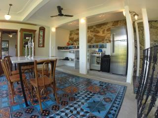 Arty house, stunning view in Bohemian Santa Teresa - Rio de Janeiro vacation rentals