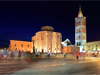 Apartment with Balcony in Ancient City of Zadar - Zadar vacation rentals