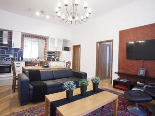 NEW Contemp Center.. 2 bed 2 bath. 1000 sqft - Prague vacation rentals