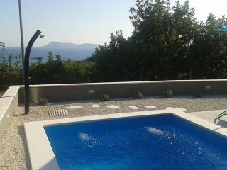 Fantastic sea view pool villa in Komiza Periska - Komiza vacation rentals