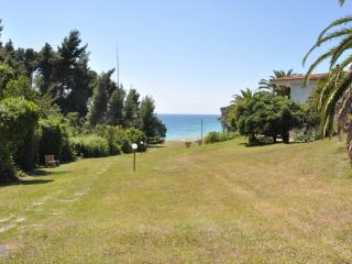 Beachfront Villa in Elani - Kalithea vacation rentals