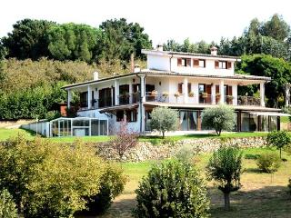 Villa with outdoor all-weather SPA - Bassano Romano vacation rentals