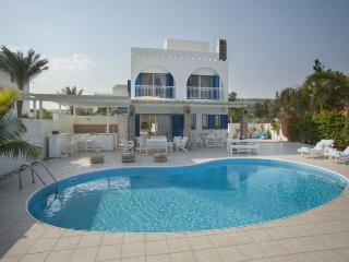 'Tinos' Beach front villa in Protaras - Paralimni vacation rentals