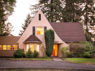 Elegant Home & Cottage: Top of the Hill, Sleeps 14 - Russian River vacation rentals