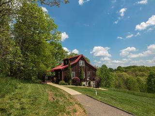 Beautiful Hilltop Cabin Rental - Logan vacation rentals