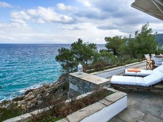 Seafront Villa in Sithonia - Vourvourou vacation rentals