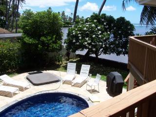 Honolulu Oceanfront  4 bed/4 bath w/pool/spa - Oahu vacation rentals