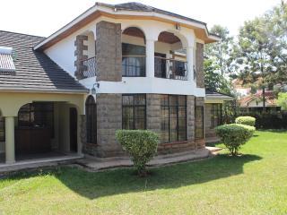 Nairobi Holiday B & B - Nairobi vacation rentals