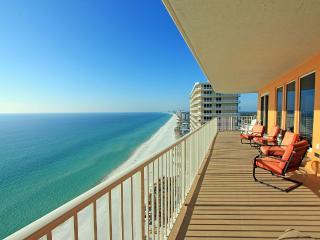 Treasure Island 1912 -AVAIL 5/25-5/28! 3BR/2BA GulfFront Corner Panama City Beach! - Destin vacation rentals