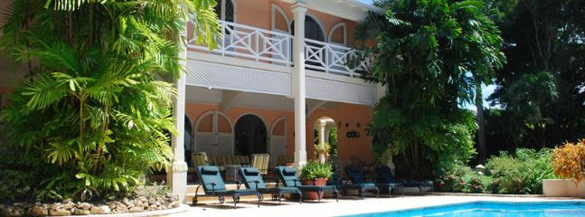 SPECIAL OFFER: Barbados Villa 37 Nestling Amongst An Acre Of Lush Tropical Gardens, This Exquisite Villa Is Located On The Exclusive Sandy Lane Estate. - Image 1 - Barbados - rentals