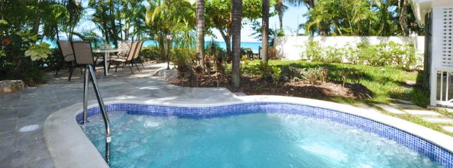 Barbados Villa 54 A Cozy, Casual House Located Directly Along The Beach Of The Magnificent West Coast Of Barbados. - Image 1 - Fitts Village - rentals