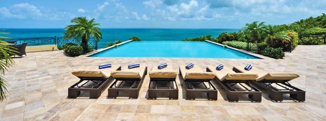 St. Martin Villa 274 Breathtaking Vistas Unfold Across The Caribbean Sea And The Island Of Anguilla. - Terres Basses vacation rentals