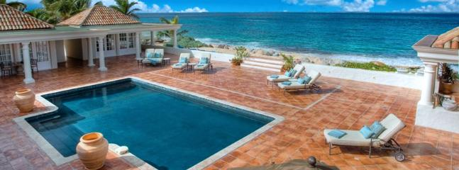 St. Martin Villa 279 Magnificent Sweeping Views Of The Beach, Ocean And Anguilla. - Baie Rouge vacation rentals
