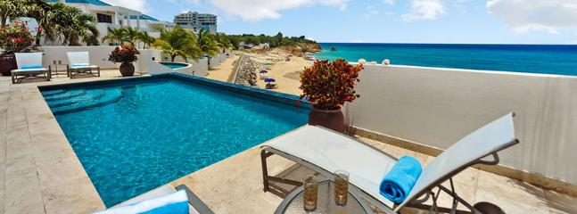 St. Martin Villa 48 Incredible Views Of Saba, Sint Eustatius, The Turquoise Caribbean Sea, And Spectacular Sunsets. - Mullet Bay vacation rentals